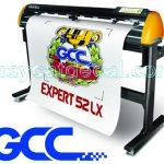 Máy bế tem GCC Expert 52 LX