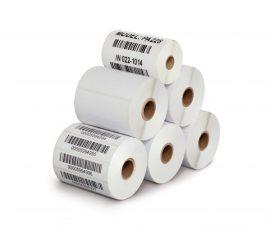 Chất liệu giấy in tem mã vạch